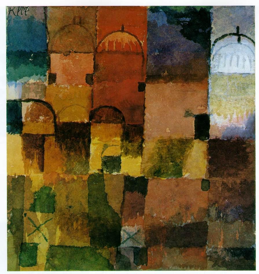 Copy Of Paul Klee