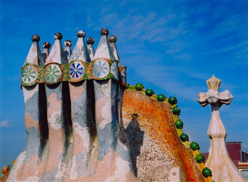a biography of antoni gaudi a spanish architect Complete exact biopraphy of antoni gaudi cornet from arhitecture and engineering category updated and reviewed by autorized personel architect, and designer, neo.